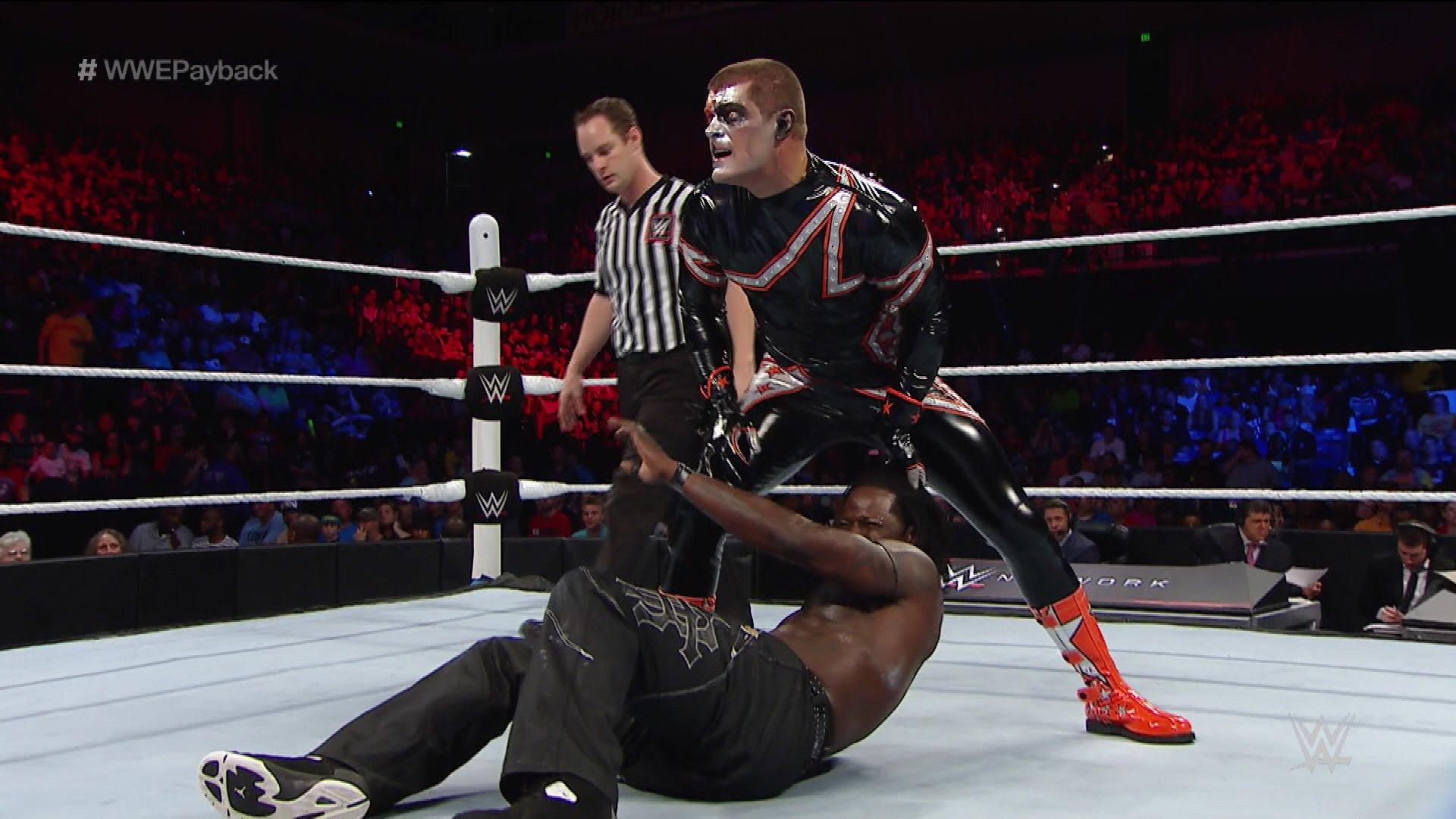Vidéos exclusives de WWE Payback 2015
