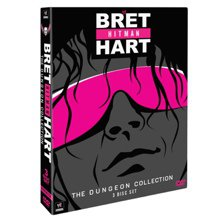 "Bret ""Hit Man"" Hart - The Dungeon Collection DVD"