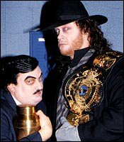 WWE World Heavyweight Championship - UndertakerUndertaker Wwf Debut