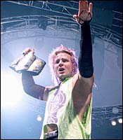 Light Heavyweight Championship - Jeff HardyJeff Hardy Intercontinental Champion