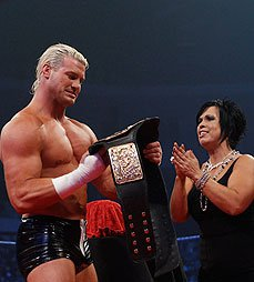 Guerrero and Dolph Ziggler Dolph Ziggler World Heavyweight Champion