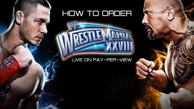 الرسلمانيا WrestleMania الرسلمانيا 2012 WrestleMania