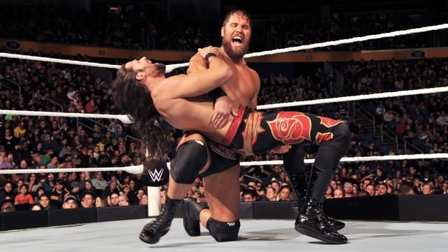WWE Superstars' results: Nov. 6, 2014 | WWE.com