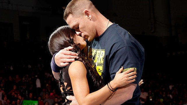 Memorable Superstar Kisses Wwe