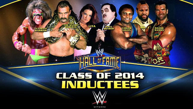 Watch moments from The 2014 WWE Hall of Fame Induction ...
