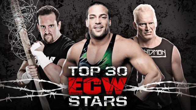 Top 30 ECW stars   WWE.com