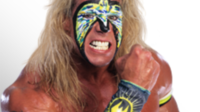Ultimate Warrior 2012 Return Ultimate Warrior Face ...