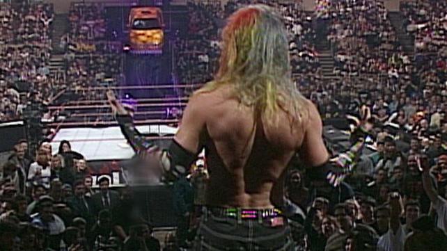 Hardy Boyz vs Dudley Boyz