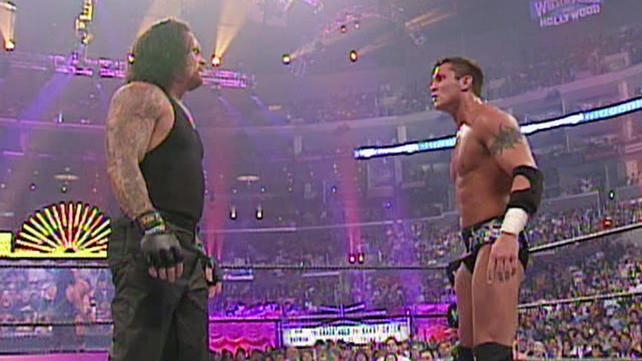 The Undertaker vs. Randy Orton: WrestleMania 21 | WWE.com