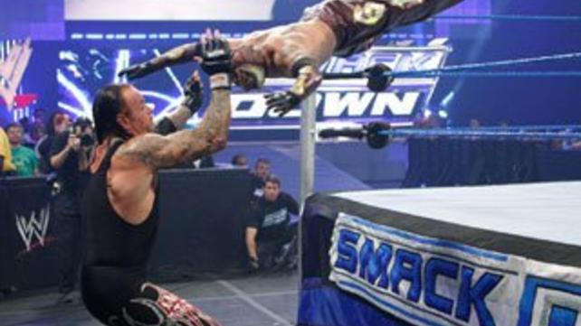 Wwe Smackdown Vs Raw 2010 Rey Mysterio Vs The Undertaker ...