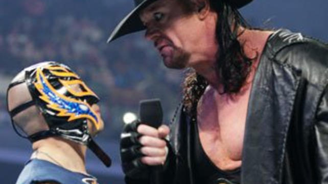 SmackDown: Rey Mysterio calls out The Undertaker | WWE.com