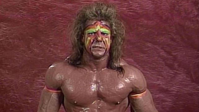 WWE  Ultimate Warrior sembrava in ottima condizioniUltimate Warrior 2012