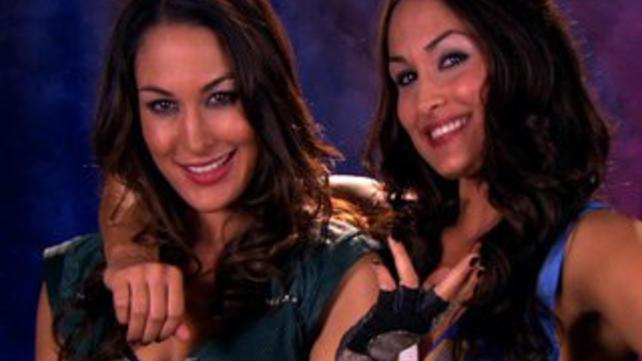 WWE Bella Twins Fired