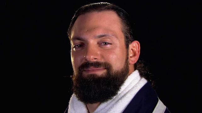 Damien Sandow WWE 12 CAW
