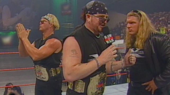WWF DVD Raw 1998