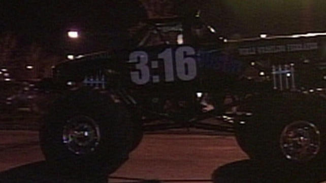 photo of Steve Austin Monster Truck - car