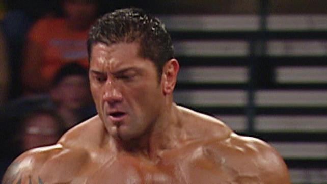 Batista Vs La Resistance Royal Rumble Qualifying Match