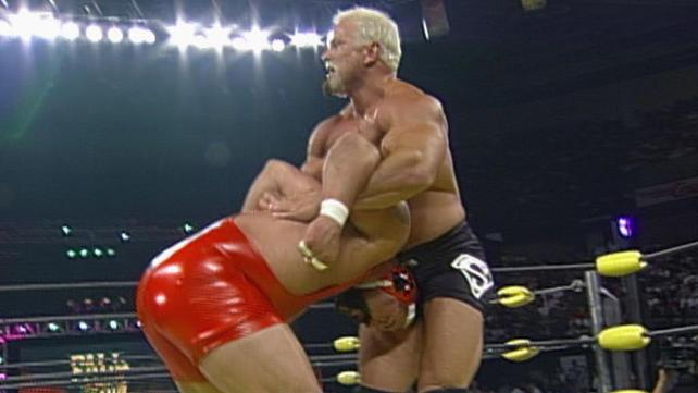 Rick Steiner vs. Scott Steiner: Fall Brawl 1998   WWE.com