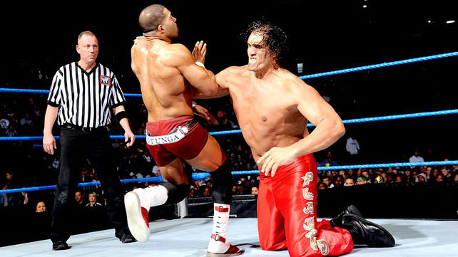 Wwe Khali Fight Video Image Search Results