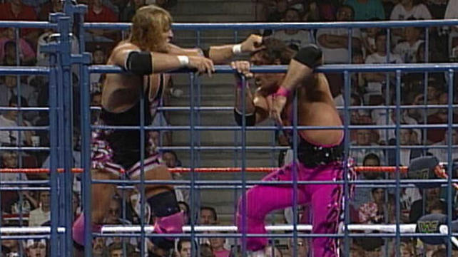 Owen Hart And Bret Hart Owen hart feud