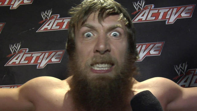 Daniel Bryan No Beard WWE Daniel Bryan witho...
