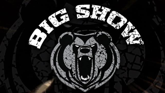 Big show bear logo