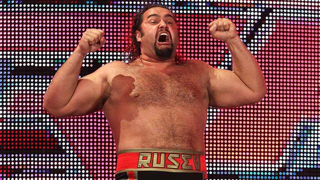 Rusev pode ser substituído no Elimination Chamber