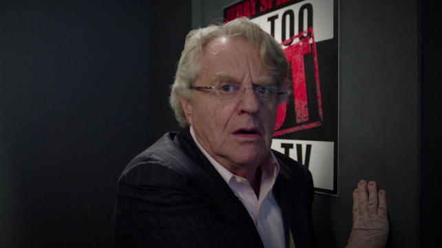 Watch WWE Jerry Springer Too Hot For TV 5/20/2015