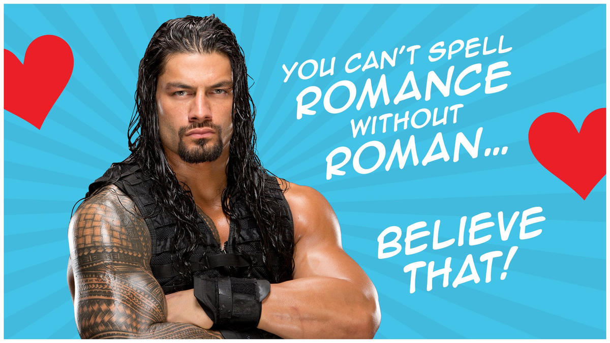 Wwe Valentines Day Cards Wwe