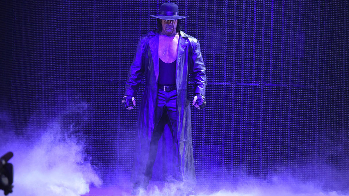The Undertaker emerges and declares this WrestleMania will not be his last.