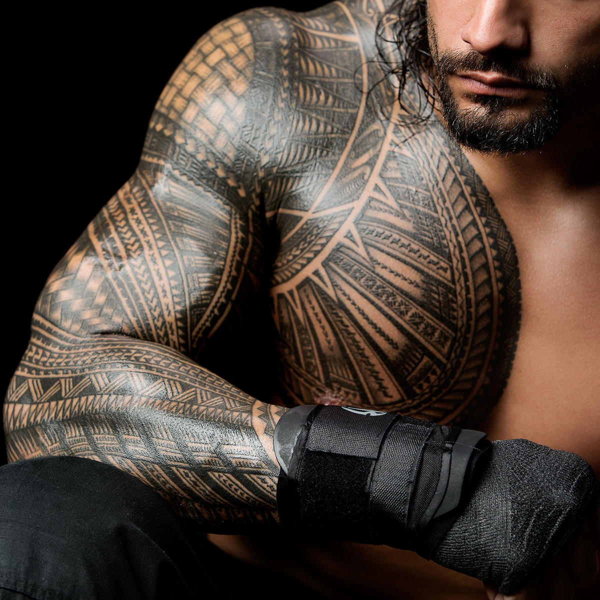 8be72b0ae The 50 coolest tattooed Superstars in WWE history: photos | WWE