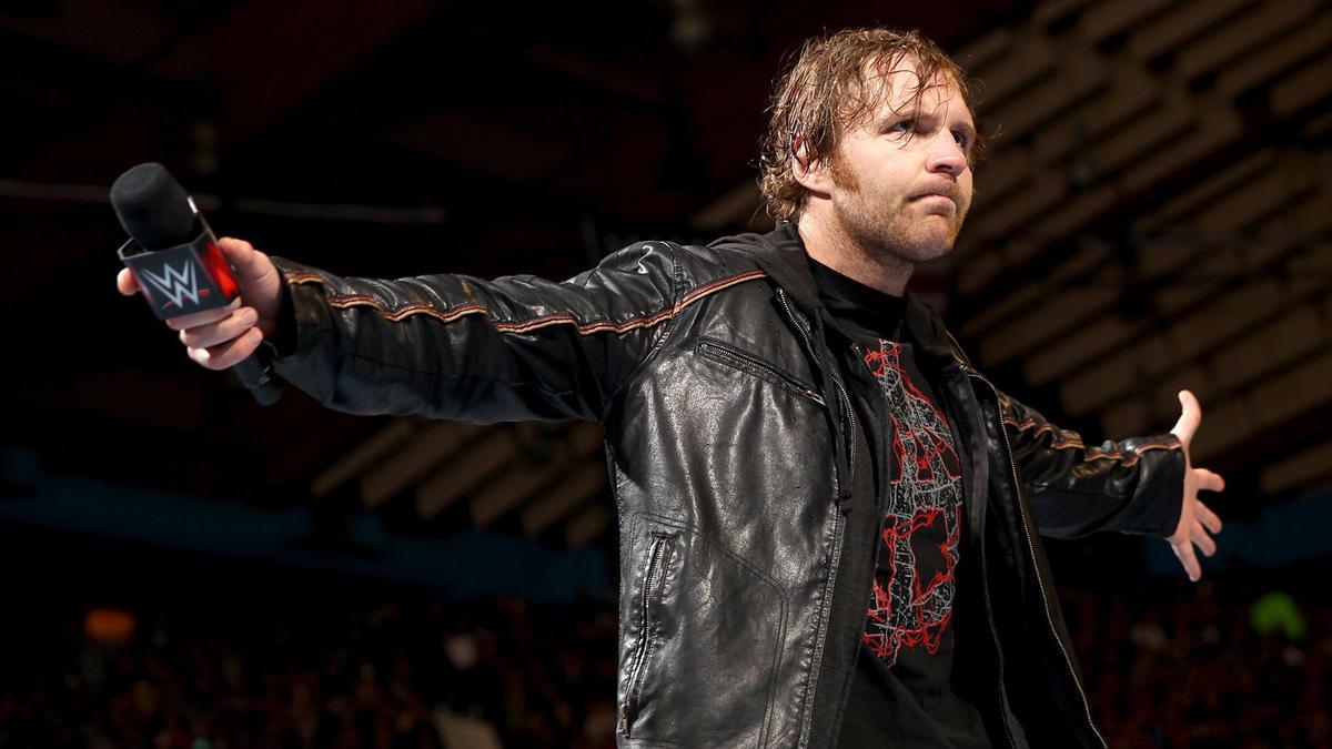Dean Ambrose wants to address WWE World Heavyweight Champion Triple H.