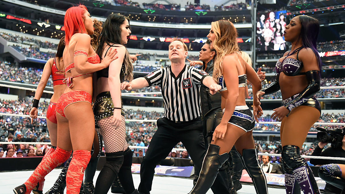 Top 5 Tag Teams for the Womens Division