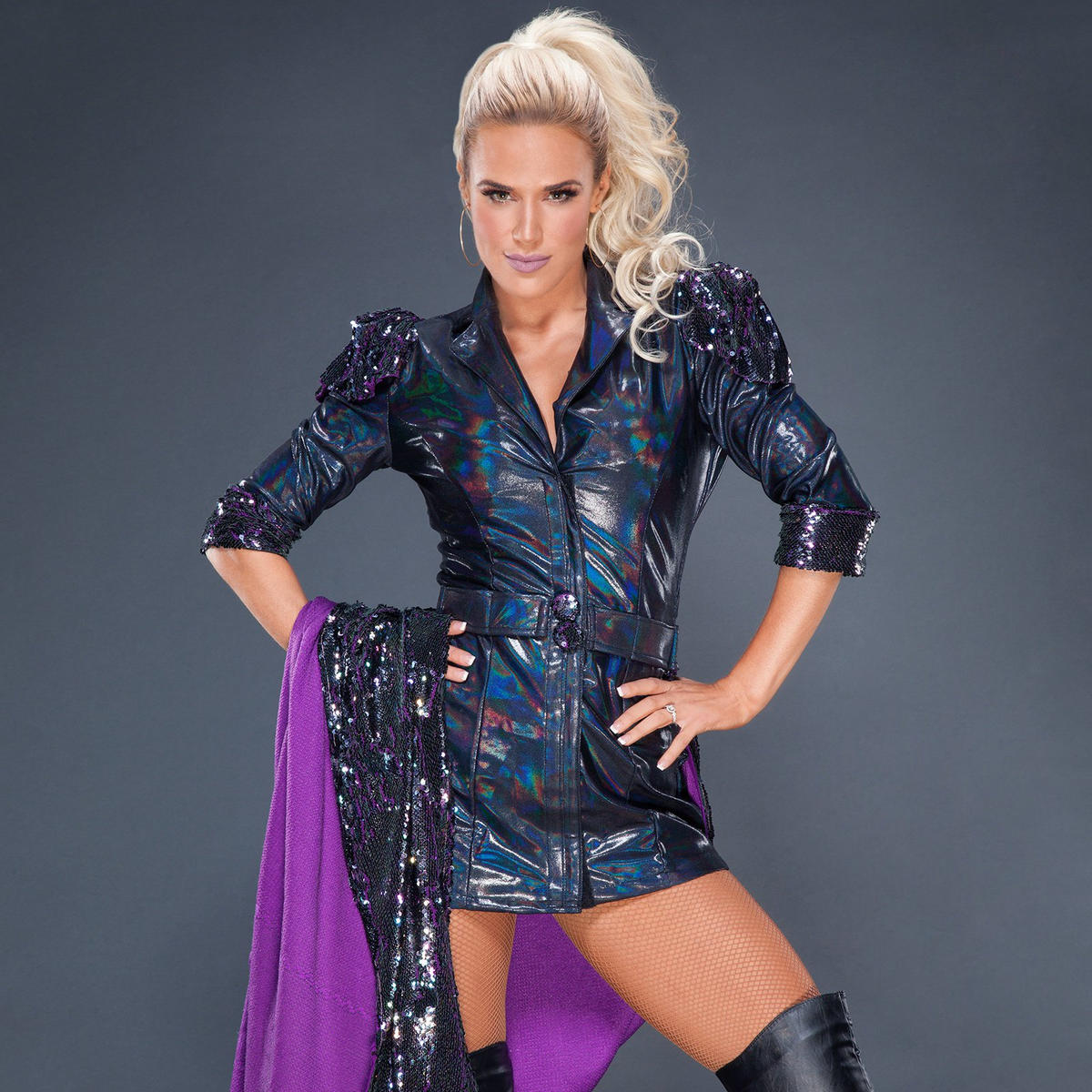 Lana S Ring Gear For Wrestlemania 32 Wwe Com Photo Shoot
