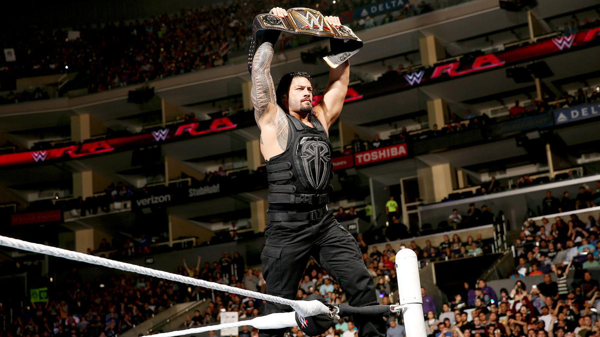 WWE World Heavyweight Champion Roman Reigns must trust Bray Wyatt against The League of Nations in Raw's main event.