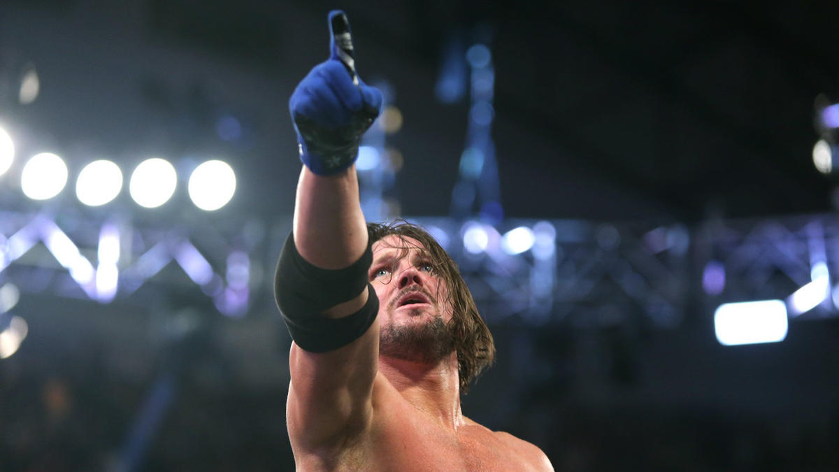 When will Styles get his big chance?