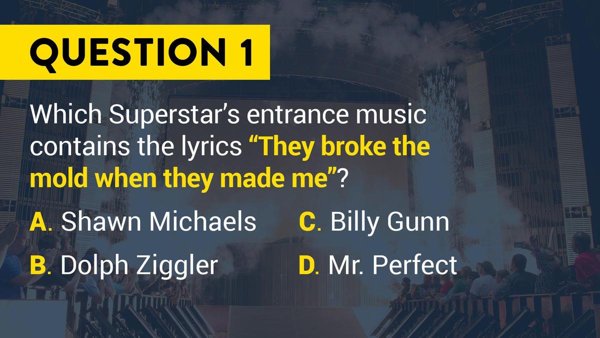 WWE Trivia Challenge | WWE