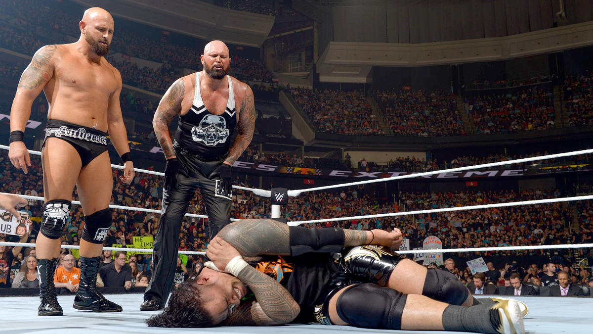 One Magic Killer later, and Gallows & Anderson stand victorious.
