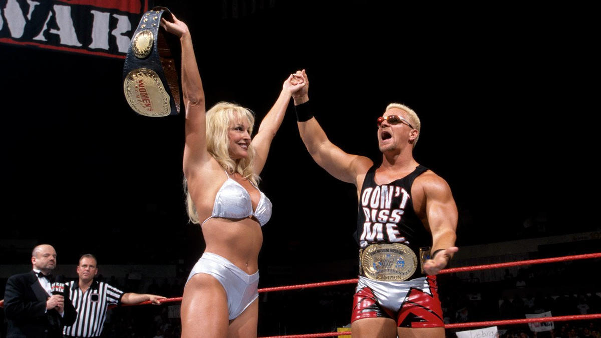 Hall of Women\'s Champions: photos | WWE