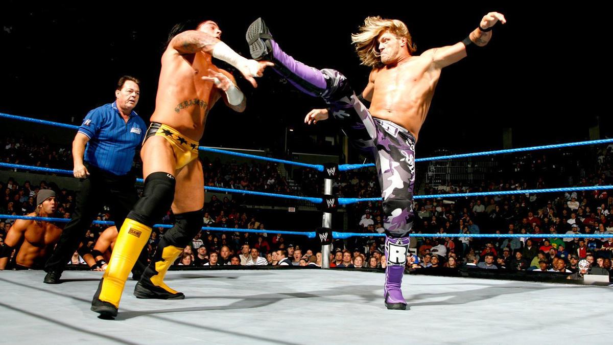 Unseen Edge: photos | WWE