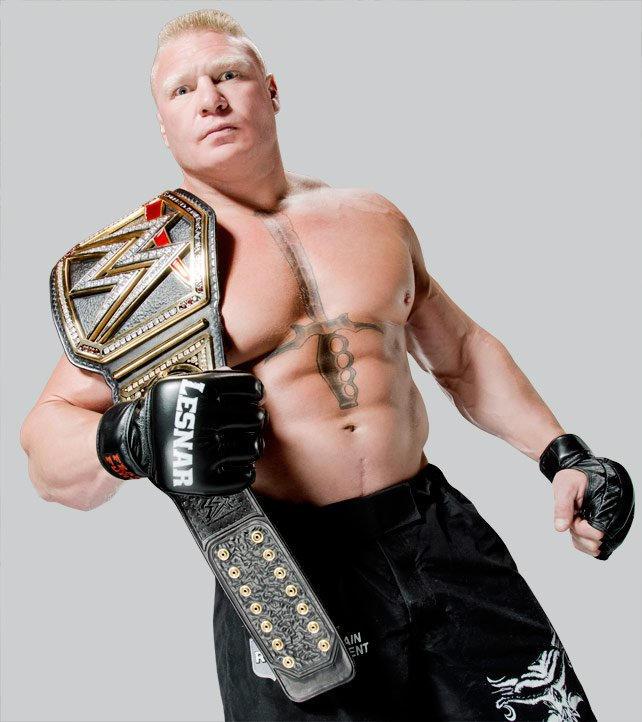 The New WWE World Heavyweight Championship Photos