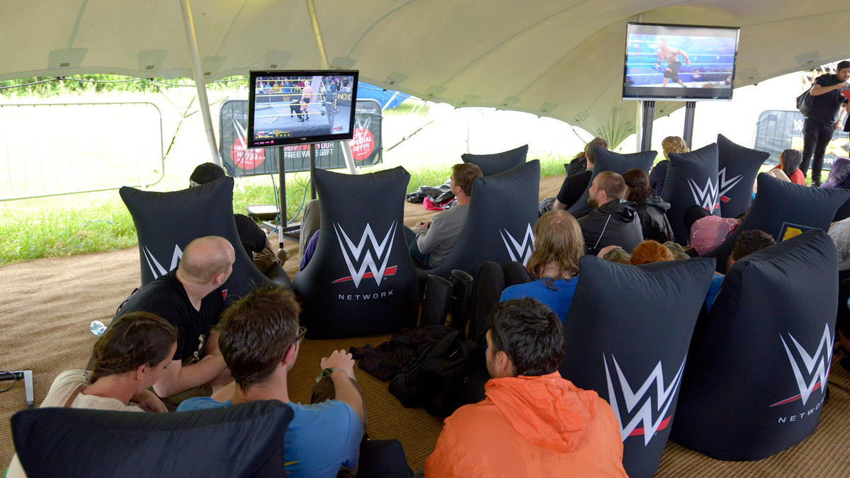 WWE NXT rocks day one of Download Festival 2016: photos | WWE