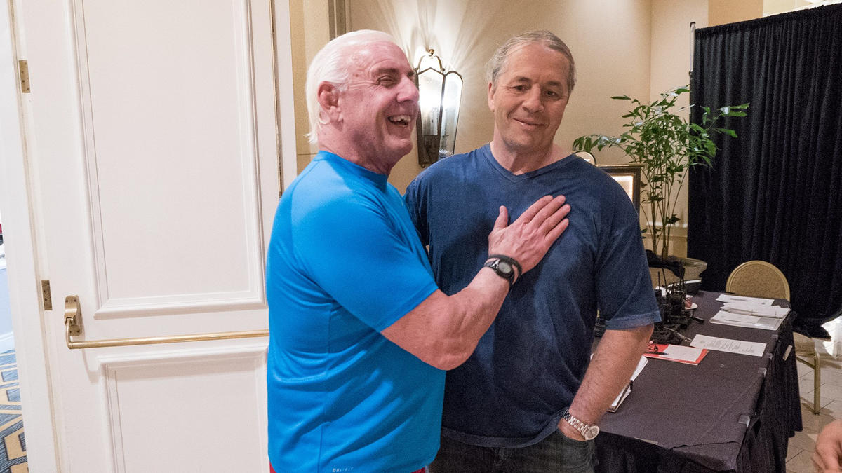 Bret Hart Like You Ve Never Seen Him Before Photos Wwe