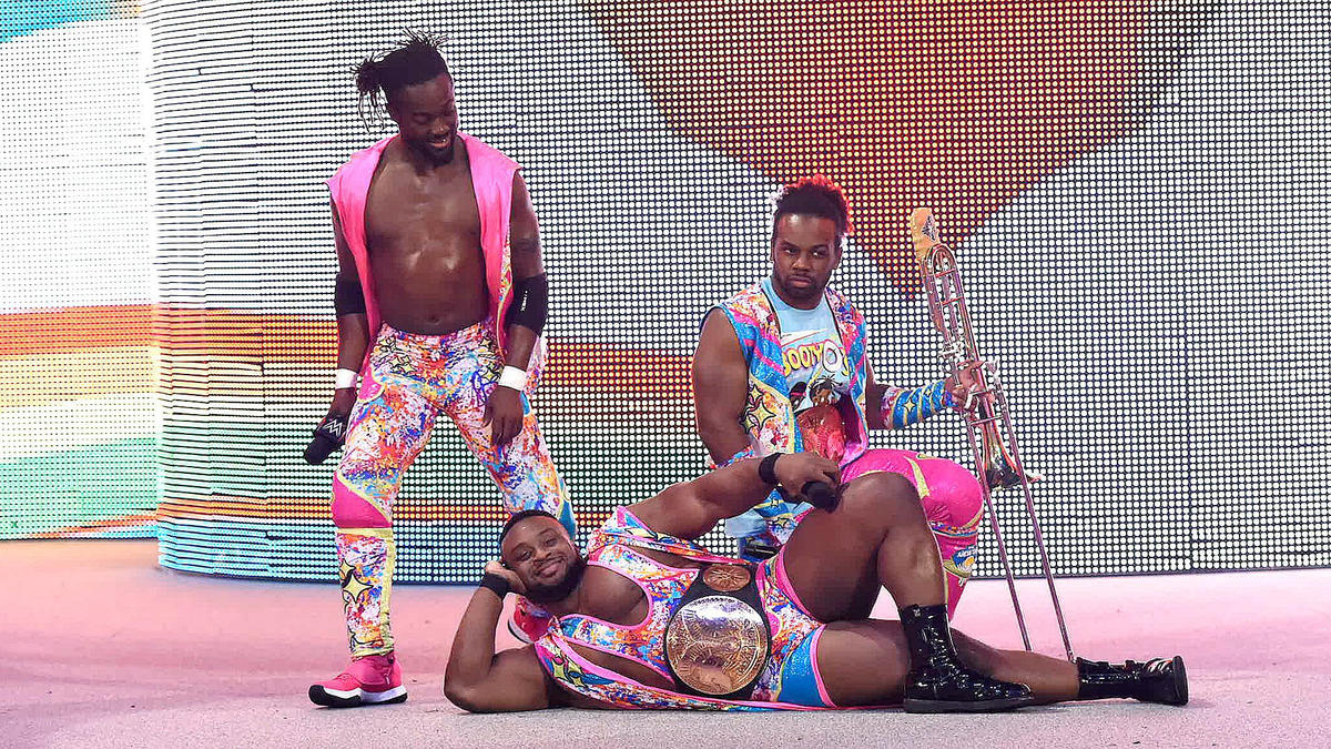 The New Day walks into Battleground as the longest-reigning WWE Tag Team Champions in history.