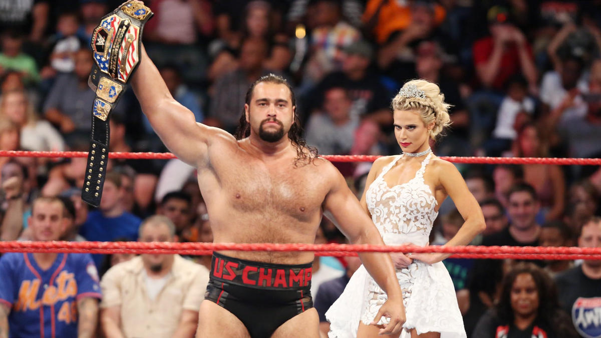 Mark Henry vs. Rusev – United States Championship Match: photos | WWE