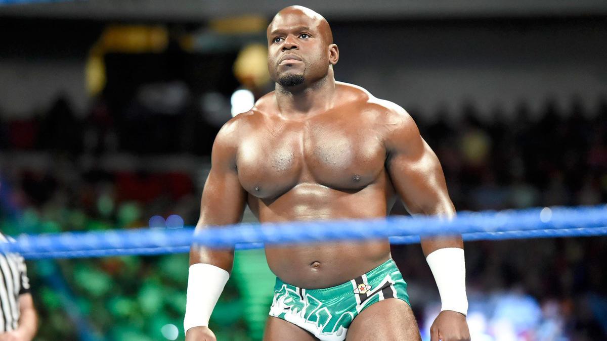Apollo Crews Wins The WWE United States Title
