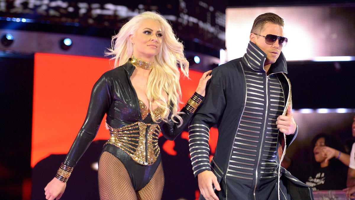 Image result for WWE Backlash 2016 wwe.com The Miz vs Dolph Ziggler