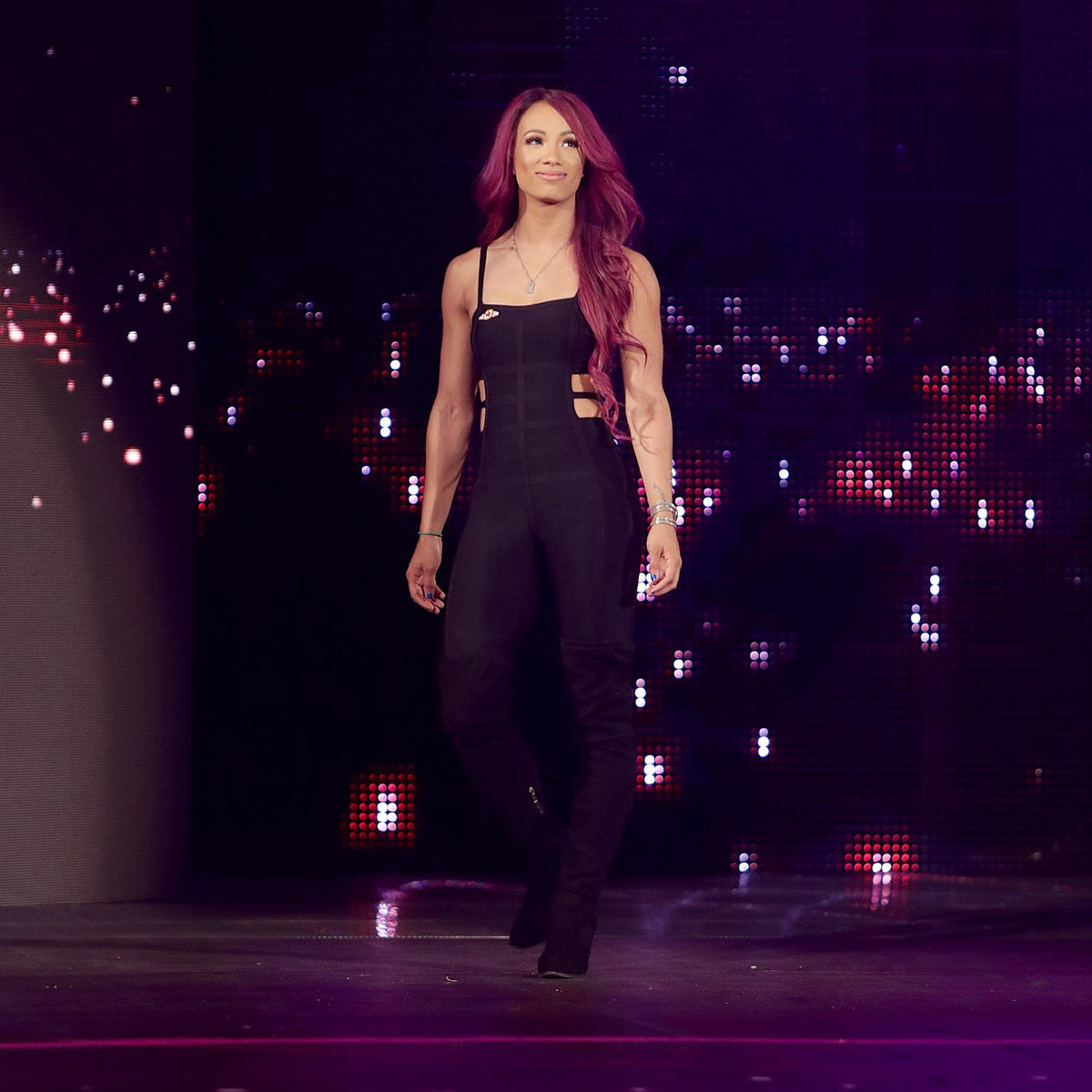 "Картинки по запросу ""Sasha Banks WWE Injury"" """