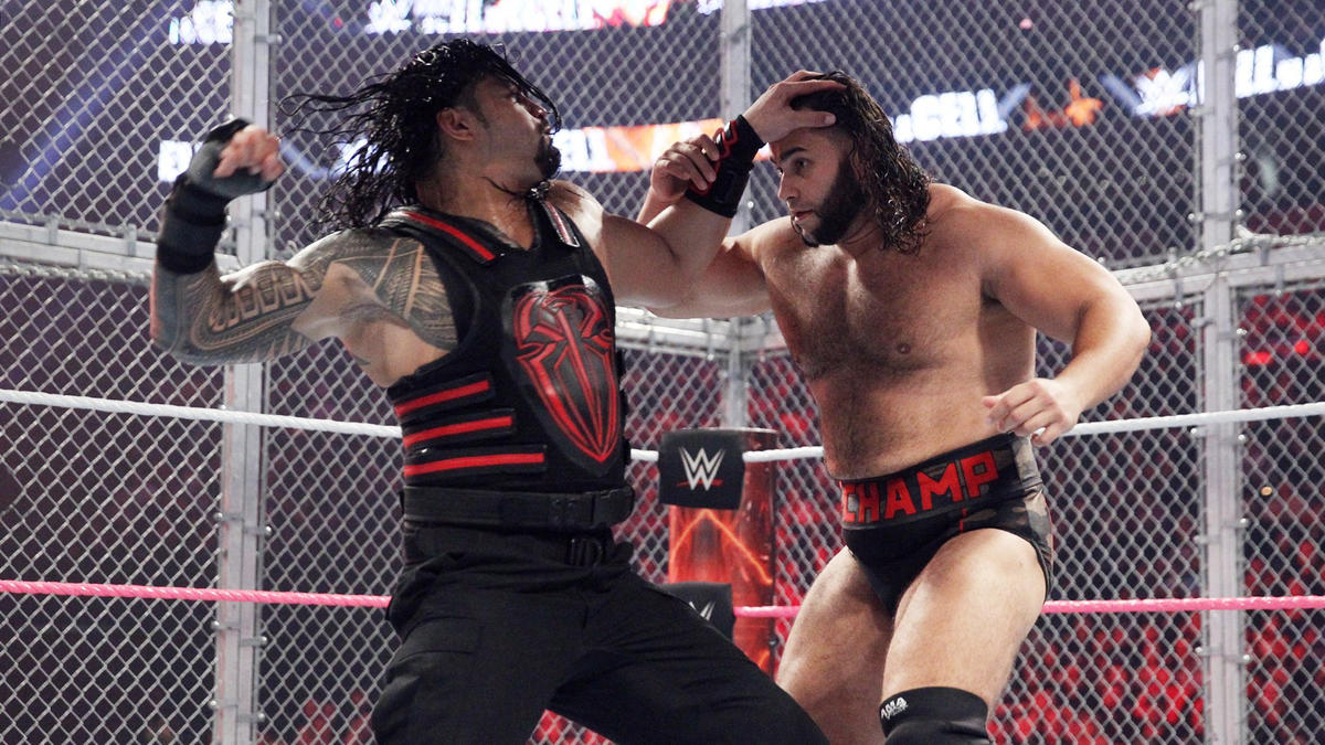 Roman Reigns Says He Misses Wrestling Released WWE Superstar 1