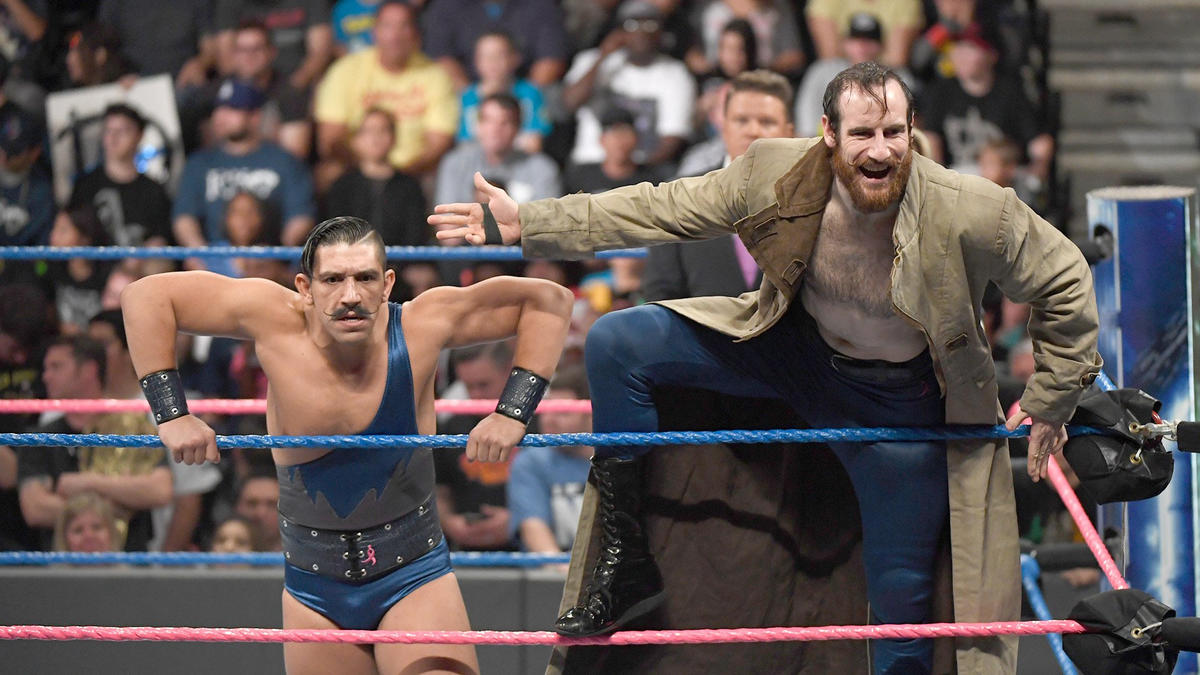 Simon Gotch And Aiden English